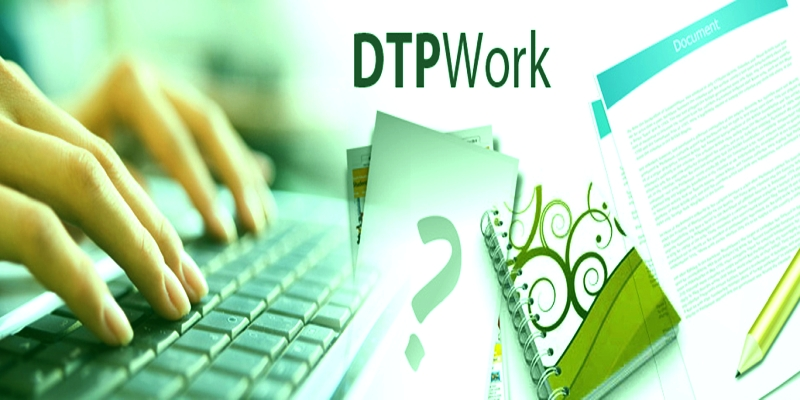 Servicii de editare DTP